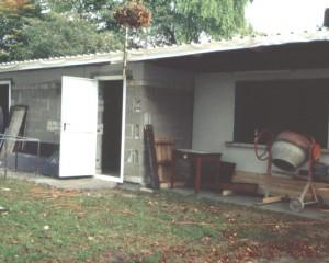 Neubau Büro- und Lagergebäude